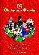 Cover-Bild zu Kibblesmith, Daniel: DC Christmas Carols: We Wish You a Harley Christmas