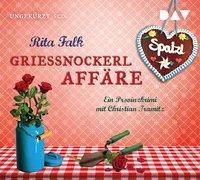 Cover-Bild zu Falk, Rita: Griessnockerlaffäre