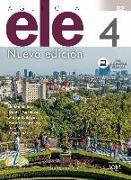 Cover-Bild zu Muñoz, Julián: Agencia ELE 4 - Nueva edición / Kursbuch mit Code