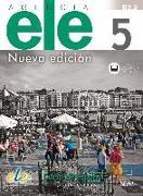 Cover-Bild zu Muñoz, Julián: Agencia ELE 5 - Nueva edición. Arbeitsbuch mit Code