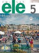 Cover-Bild zu Muñoz, Julián: Agencia ELE 5 - Nueva edición. Kursbuch mit Code