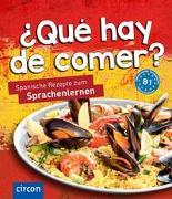 Cover-Bild zu Montes Vicente, María: ¿Qué hay de comer?