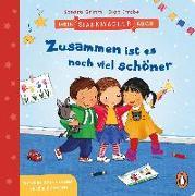 Cover-Bild zu Grimm, Sandra: Mein Starkmacher-Buch! - Zusammen ist es noch viel schöner