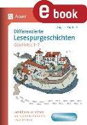 Cover-Bild zu Differenzierte Lesespurgeschichten Geschichte 5-7 (eBook) von Kaufhold, Angelika