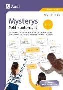 Cover-Bild zu Mysterys Politikunterricht 5-10 von Kaufhold, Angelika