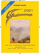 Cover-Bild zu Aussaattage 2021 Maria Thun