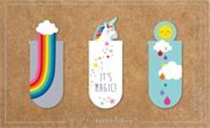 Cover-Bild zu Magnetlesezeichen It's Magic