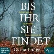 Cover-Bild zu Lodge, Gytha: Bis ihr sie findet