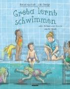 Cover-Bild zu Spathelf, Bärbel: Greta lernt schwimmen