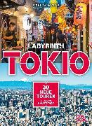 Cover-Bild zu Schwab, Axel: Labyrinth Tokio (eBook)