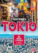 Cover-Bild zu Schwab, Axel: Labyrinth Tokio