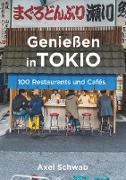 Cover-Bild zu Schwab, Axel: Genießen in Tokio (eBook)