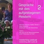Cover-Bild zu Meisterblog-Interview 2 - CD von Kretzschmar, Ute