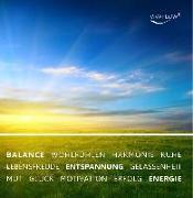 Cover-Bild zu Balance - Entspannung und Energie von Schütz, Katja