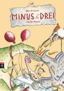 Cover-Bild zu Krause, Ute: Minus Drei macht Party