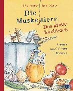Cover-Bild zu Krause, Ute: Die Muskeltiere - Das große Kochbuch (eBook)