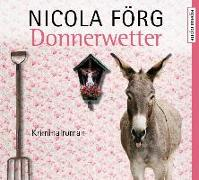Cover-Bild zu Förg, Nicola: Donnerwetter
