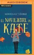 Cover-Bild zu Gutiérrez, Mónica: El Noviembre de Kate