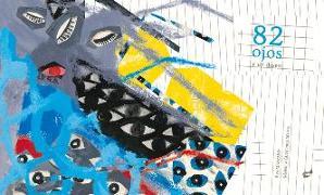 Cover-Bild zu Manzano, Eva: 82 ojos y un deseo