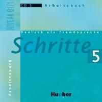 Cover-Bild zu Schritte 5. Audio-CD zum Arbeitsbuch von Navarro-Kirner, Catalina (Hrsg.)