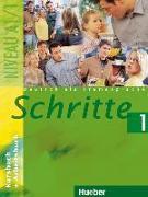 Cover-Bild zu Schritte 1. A1/1. Kursbuch und Arbeitsbuch