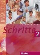 Cover-Bild zu Schritte 2. A1/2. Kursbuch und Arbeitsbuch