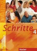 Cover-Bild zu Schritte 4. A2/2. Kursbuch und Arbeitsbuch von Saupe, Jörg (Illustr.)