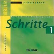 Cover-Bild zu Schritte 1. A1/1. CD zum Arbeitsbuch