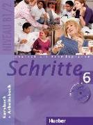 Cover-Bild zu Schritte 6. B1/2 Kursbuch und Arbeitsbuch mit Audio-CD zum Arbeitsbuch
