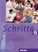 Cover-Bild zu Schritte 6. Kursbuch und Arbeitsbuch