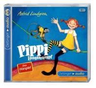 Cover-Bild zu Lindgren, Astrid: Pippi Langstrumpf - Das Hörspiel