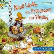 Cover-Bild zu Nordqvist, Sven: Neue Lieder von Pettersson und Findus