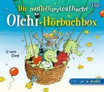 Cover-Bild zu Dietl, Erhard: Die muffelfurzteuflische Olchi-Hörbuchbox (3 CD)