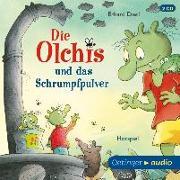 Cover-Bild zu Dietl, Erhard: Die Olchis und das Schrumpfpulver (2 CD)