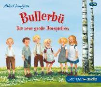 Cover-Bild zu Lindgren, Astrid: Bullerbü - Die neue große Hörspielbox (3 CD)