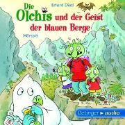 Cover-Bild zu Dietl, Erhard: Die Olchis und der Geist der blauen Berge (CD)