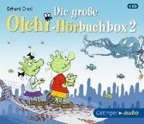 Cover-Bild zu Dietl, Erhard: Die große Olchi-Hörbuchbox 2 (4 CD)