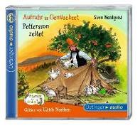 Cover-Bild zu Nordqvist, Sven: Aufruhr im Gemüsebeet/Pettersson zeltet (CD)