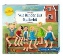 Cover-Bild zu Lindgren, Astrid: Wir Kinder aus Bullerbü - Das Hörspiel (CD)