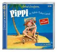 Cover-Bild zu Lindgren, Astrid: Pippi in Taka-Tuka-Land - Das Hörspiel (2 CD)