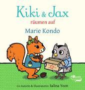 Cover-Bild zu Kondo, Marie: Kiki & Jax räumen auf
