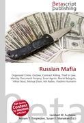 Cover-Bild zu Russian Mafia von Surhone, Lambert M. (Hrsg.)