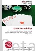 Cover-Bild zu Poker Probability von Surhone, Lambert M. (Hrsg.)