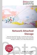 Cover-Bild zu Network-Attached Storage von Surhone, Lambert M. (Hrsg.)
