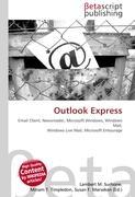 Cover-Bild zu Outlook Express von Surhone, Lambert M. (Hrsg.)