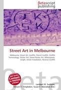 Cover-Bild zu Street Art in Melbourne von Surhone, Lambert M. (Hrsg.)