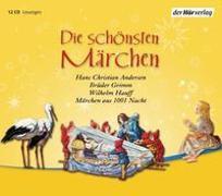 Cover-Bild zu Brüder Grimm: Die schönsten Märchen