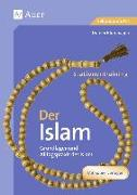 Cover-Bild zu Blumhagen, Doreen: Stationentraining Der Islam