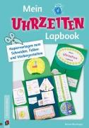 Cover-Bild zu Blumhagen, Doreen: Mein Uhrzeiten-Lapbook