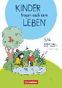Cover-Bild zu Blumhagen, Doreen: Kinder fragen nach dem Leben, Evangelische Religion, Neuausgabe 2018, 3./4. Schuljahr, Handreichungen für den Unterricht mit CD-ROM